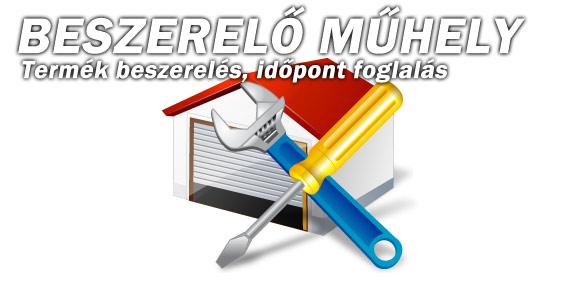 Autodvd.hu Beszerelő műhely