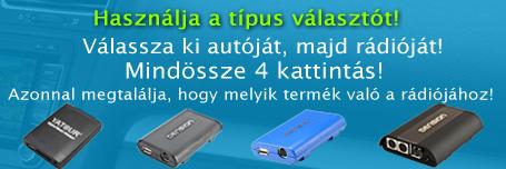 USB illesztő márka választó