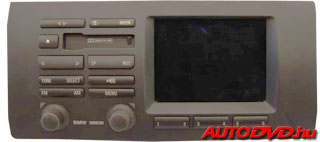 4:3 Navigation (17 Pin) (2000-2006)