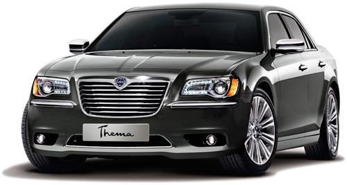 Lancia Thema (2011-)