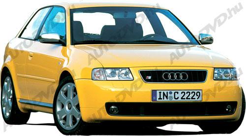 Audi A3 (8L, 1996-2003)