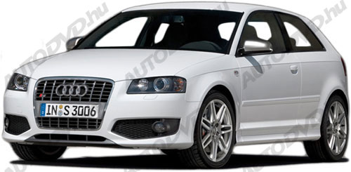 Audi A3 (8P, 2003-2013)