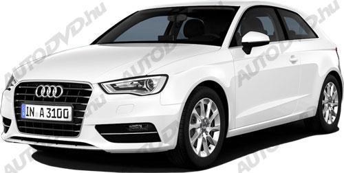 Audi A3 (8V, 2012-)