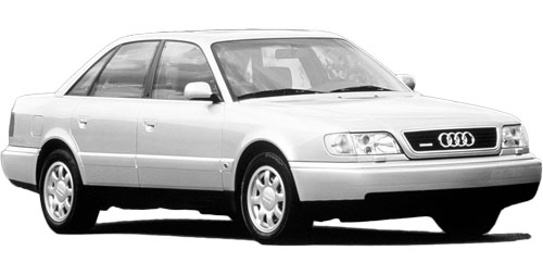 Audi A6 (C4, 1994-1997)