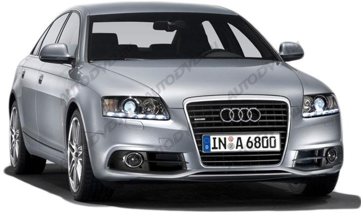 Audi A6 (C6, 2004-2011)