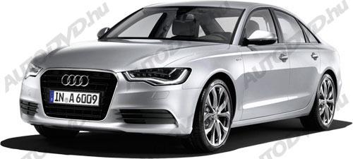 Audi A6 (C7, 2011-)