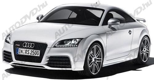 Audi TT (8J, 2006-2014)