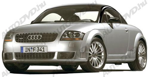 Audi TT (8N, 1998-2006)