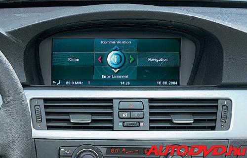 """iDrive, Professional CCC 8.8"""" (2004-2009)"""