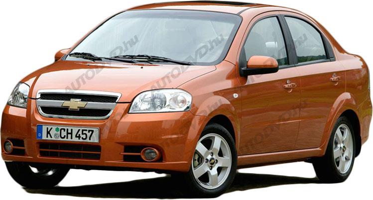 Chevrolet Aveo (2006-2011)