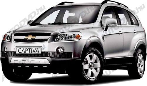 Chevrolet Captiva (2006-)
