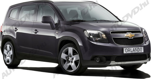 Chevrolet Orlando (2010-)