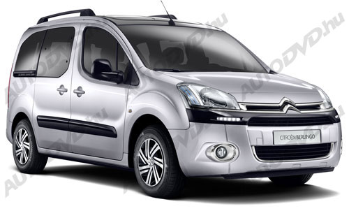 Citroen Berlingo II (2008-)