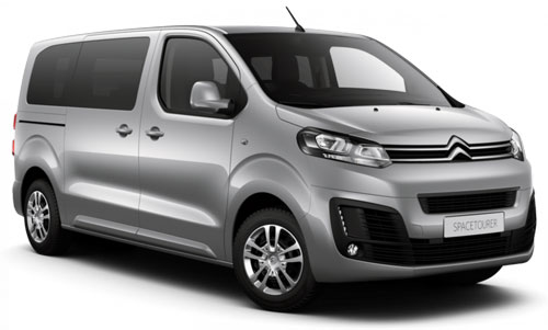 Citroen Jumpy, SpaceTourer (2016-)