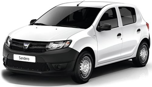 Dacia Sandero II (2012-)