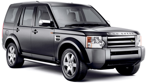 Land Rover Discovery 3 (2004-2009)