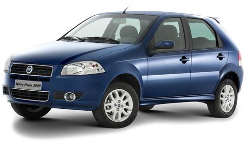 Fiat Palio (2008-)