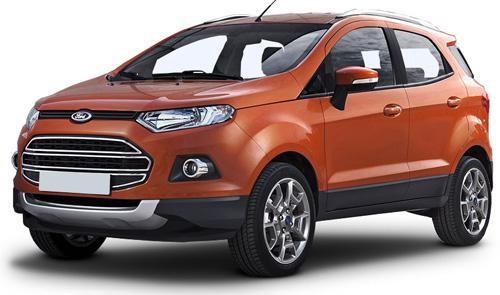 Ford EcoSport (2013-)