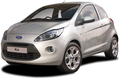 Ford KA (2009-2014)