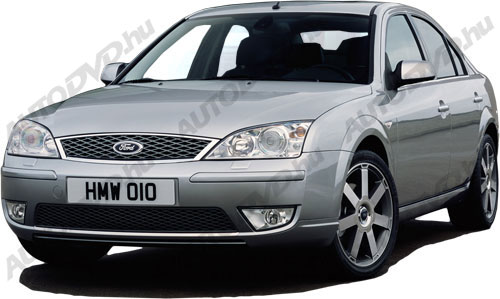 Ford Mondeo (2000-2007)