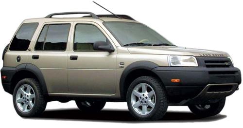 Land Rover Freelander (2001-2003)