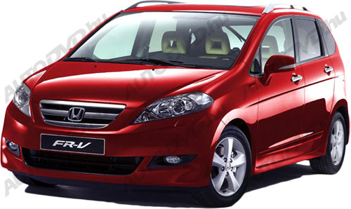 Honda FR-V (2004-2009)