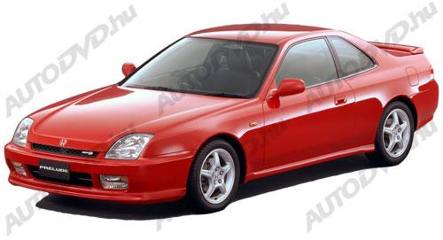 Honda Prelude (1996-2001)