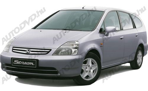 Honda Stream (2001-2005)