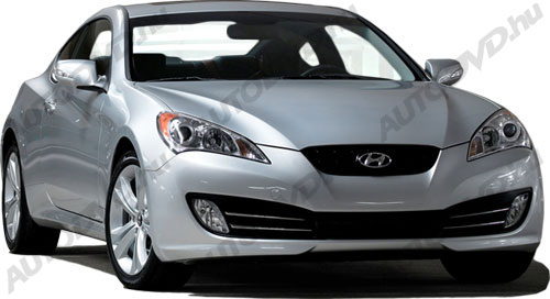 Hyundai Genesis Coupe (2008-2013)