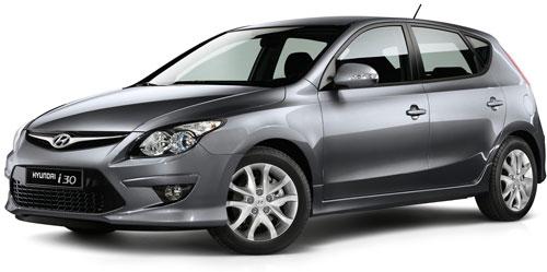Hyundai i30 (2007-2012)