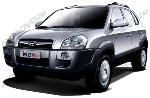 Hyundai Tucson (2005-2009)