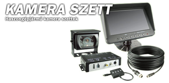 Kamera Szett
