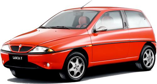 Lancia Y (1996-2003)