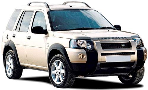 Land Rover Freelander Td4 (2004-2006)