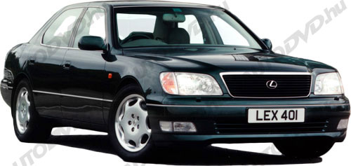 Lexus LS (1995-2000)