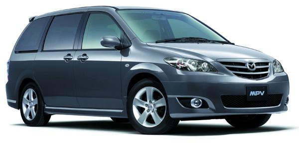 Mazda MPV (2000-2006)