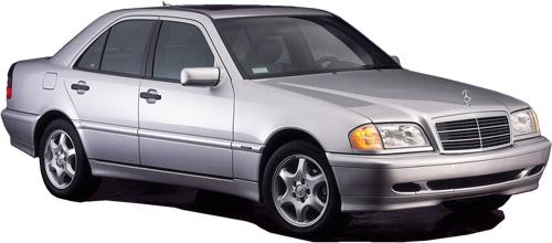 Mercedes C, W202 (1994-2000)