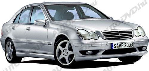 Mercedes C, W203 (2000-2007)