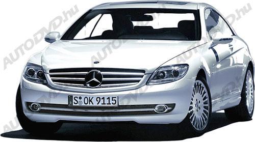 Mercedes CL, W216 (2006-2013)