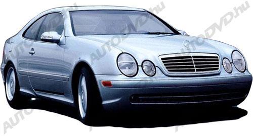 Mercedes CLK, W208 (1996-2003)