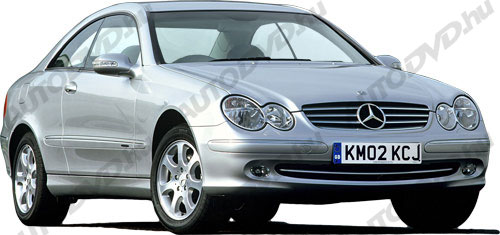 Mercedes CLK, W209 (2002-2009)