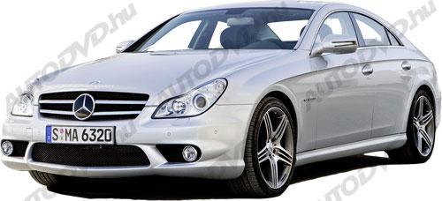 Mercedes CLS, W219 (2004-2010)