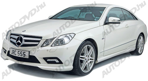 Mercedes E Coupe, C207 (2009-)
