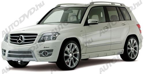 Mercedes GLK, X204 (2008-)