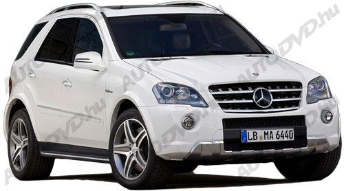 Mercedes ML, W164 (2005-2011)