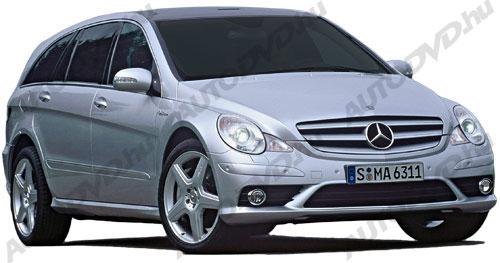 Mercedes R, W251 (2005-2013)