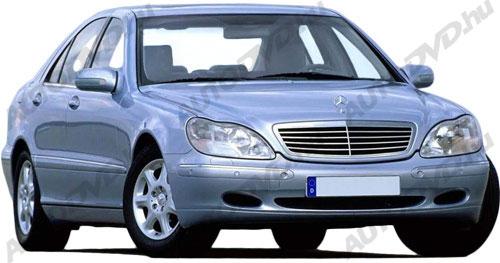 Mercedes S, W220 (1998-2005)