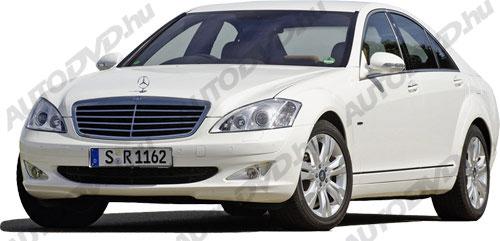 Mercedes S, W221 (2006-2013)