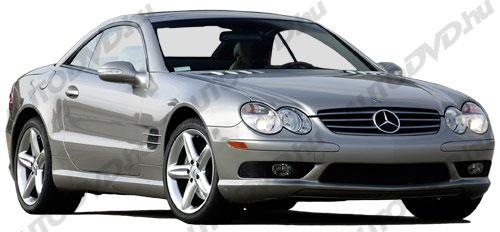Mercedes SL, R230 (2001-2012)
