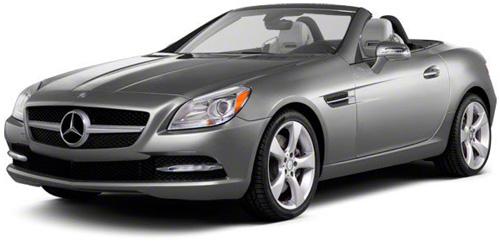 Mercedes SLK, R172 (2011-)